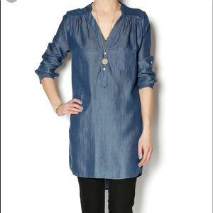 Denim tunic / dress